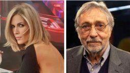 Durante una entrevista, la periodista Viviana Canosa y el actor Luis Brandoni empezaron a coquetear y ella le prometió un beso cuando termine la pandemia.