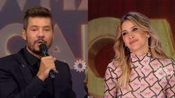 Guillermina Valdés dijo que los amores platónicos salvaron su vida y Tinelli reaccionó