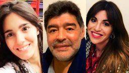 La familia de Diego Maradona se reunió para definir el futuro del ex futbolista una vez reciba el alta