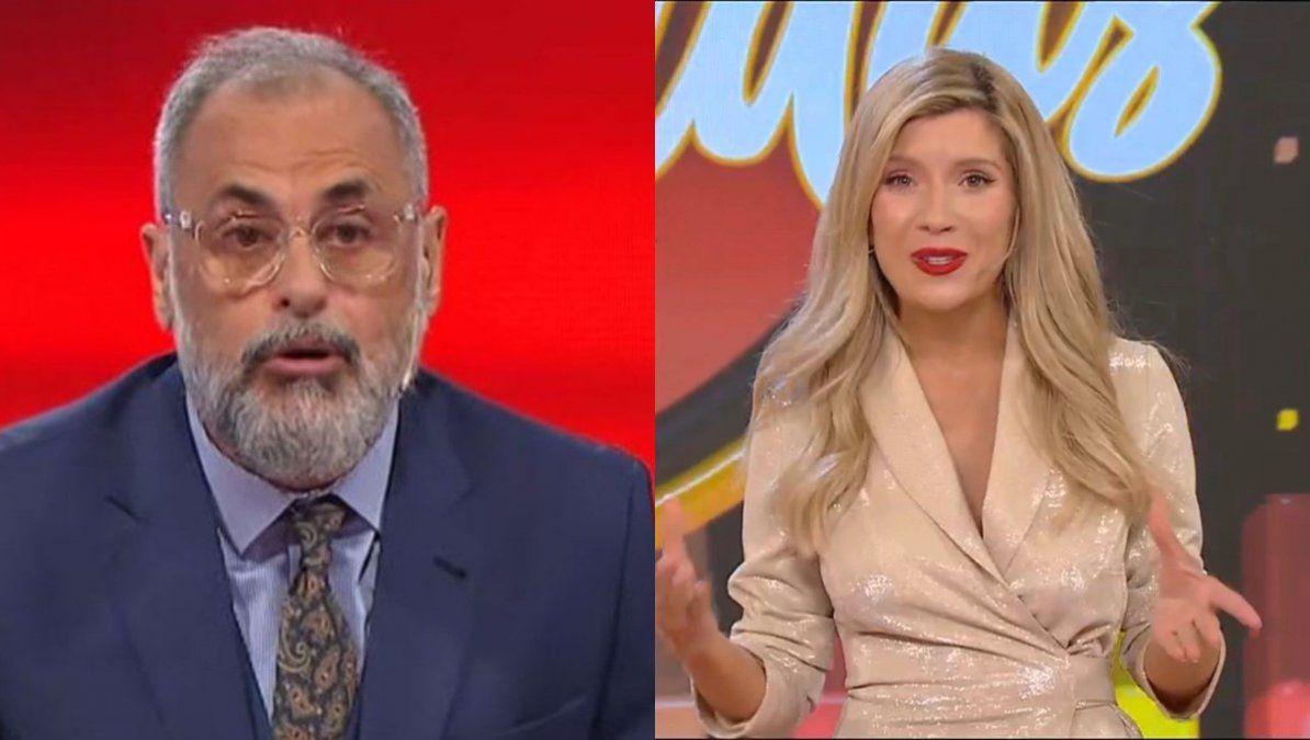 Jorge Rial criticó otra vez a Laurita Fernández y lo destrozaron