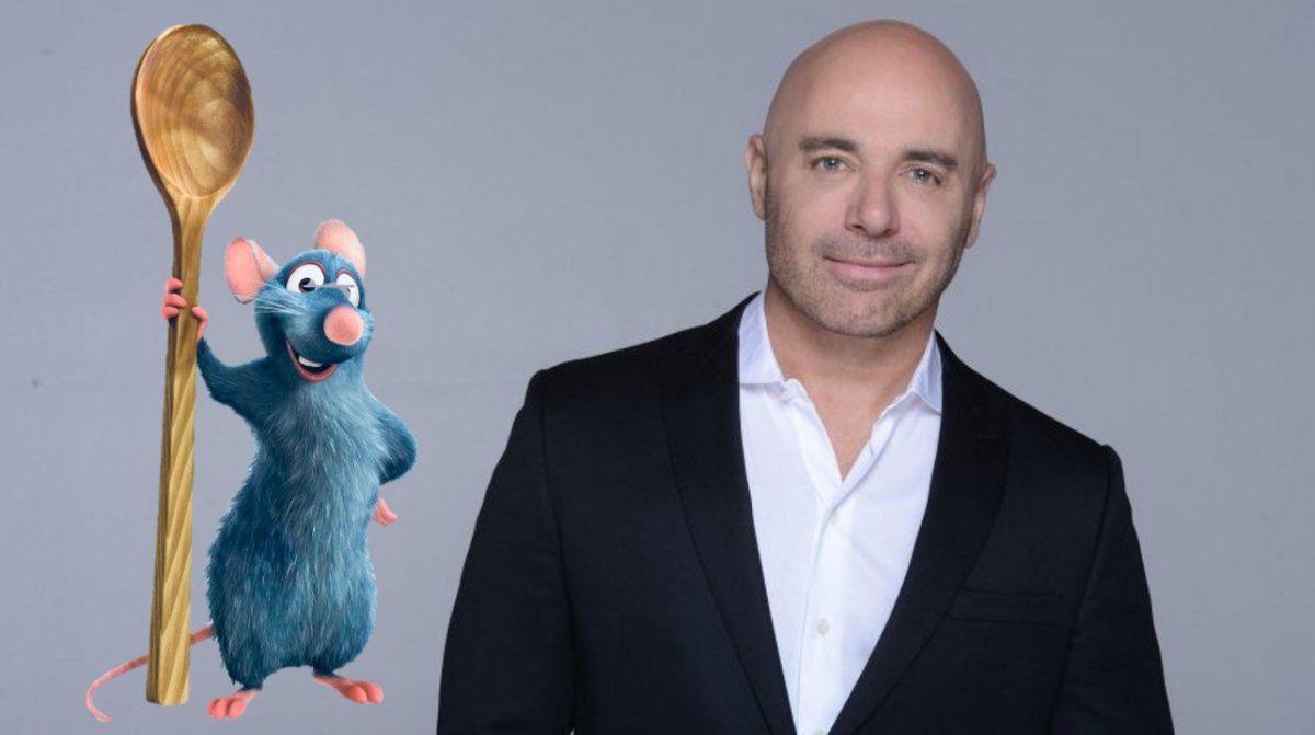 El feroz apodo de Germán Martitegui en MasterChef Celebrity