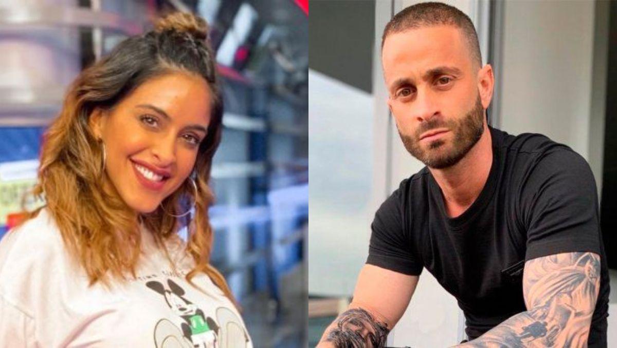 Celeste Muriega habló de la versión de romance con Martín Baclini