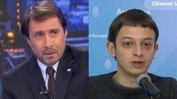 Eduardo Feinmann está indignado con el sueldo del joven de 19 años