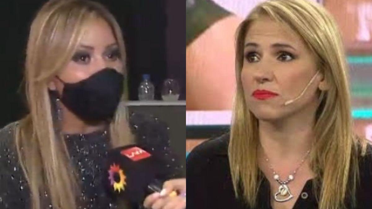 Fernanda Iglesias me va a conocer mala en serio: Karina la Princesita furiosa con Hay que ver