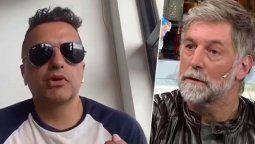 Ángel De Brito furioso con Horacio Cabak: Si puso a Burlando es porque es culpable