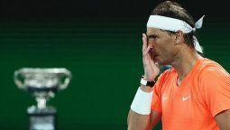 ¡Ya no más! Rafa Nadal tampoco estará en el Masters de Miami