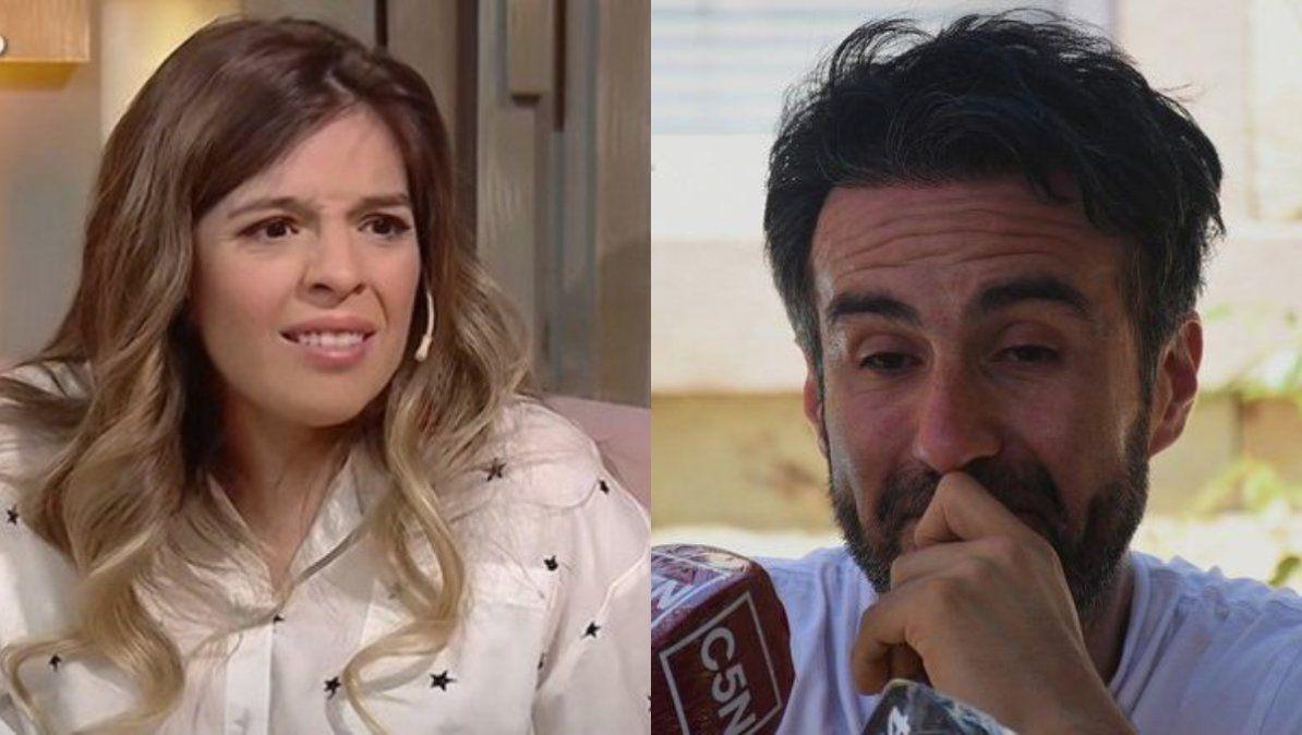 Dalma Maradona reaccionó a las disculpas de Luque