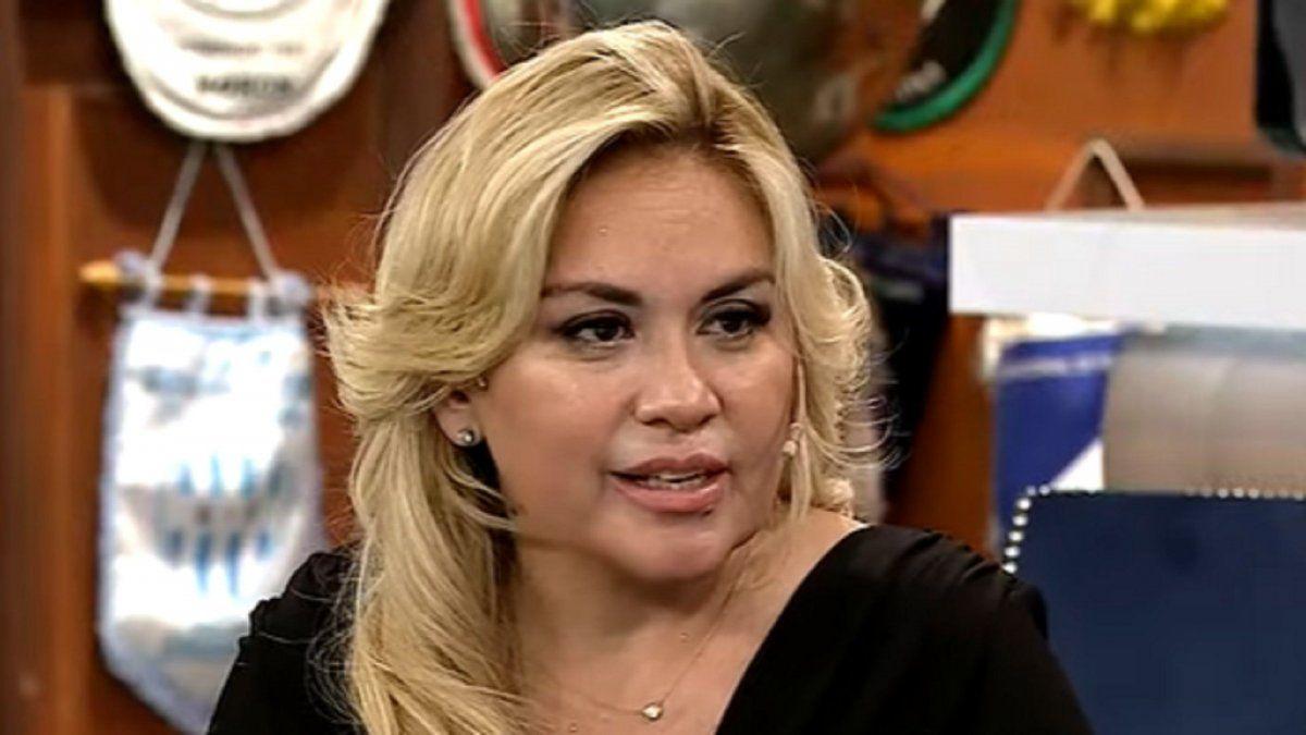 Verónica Ojeda no le deja pasar una a Matías Morla