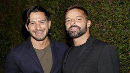 ¡De fiesta! Ricky Martin celebró su cumpleaños 49