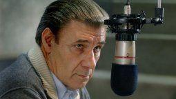 Víctor Hugo Morales hizo su programa de radio desde la internación