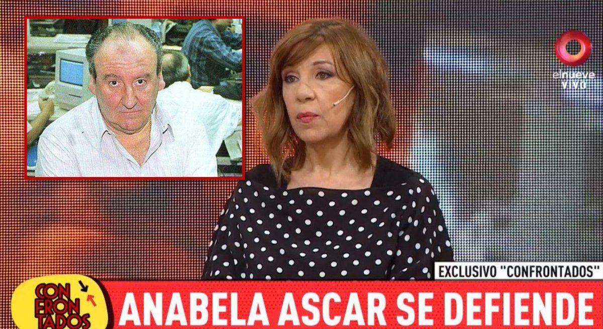 El llanto desconsolado de Anabela Ascar: Héctor Ricardo García murió pobre; yo no sé donde está la plata de la venta de Crónica