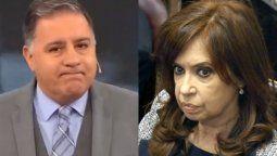Fabián Doman sobre la carta de Cristina Fernández de Kirchner: Son puñales
