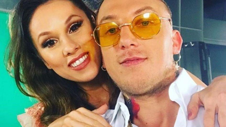 Sorpresa en el Bailando: El Polaco y Barby Silenzi están embarazados
