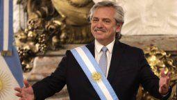 El presidente Alberto Fernández conversó desde Olivos con la titular del FMI