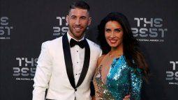 ¡Orgullosa! Pilar Rubio felicita a Sergio Ramos