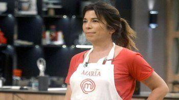 María ODonnell se molestó por la actitud de Donato de Santis