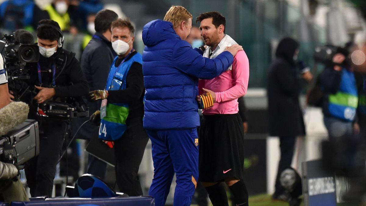 ¡Despreocupado! Lionel Messi no es preocupación para Ronald Koeman