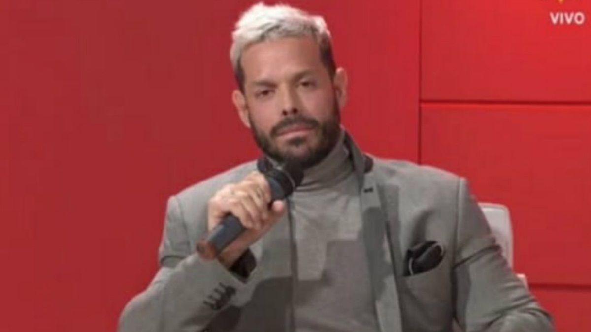 Mariano Caprarola insinuó que un médico perjudicó su salud