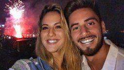 Todo parece indicar que Flor Vigna y Nico Occhiato se reconciliaron