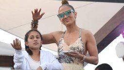 ¡Sorpresa! La reacción de la hija de Jennifer Lopez al saber que tendría dos hermanas