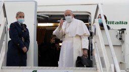 El Papa Francisco se quedará en Irak hasa el lunes