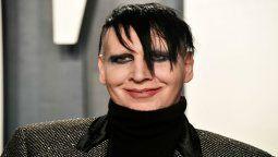 Marilyn Manson estuvo comprometido con la actriz Evan Rachel Wood en 2010