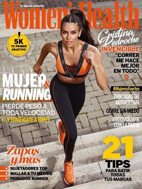 ¡Fitness! Cristina Pedroche sacó su lado competitivo