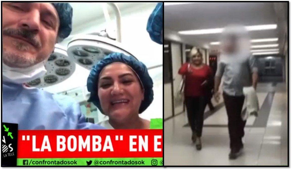 La Bomba Tucumana pasó nuevamente por el quirófano:¿nueva figura para un nuevo novio?