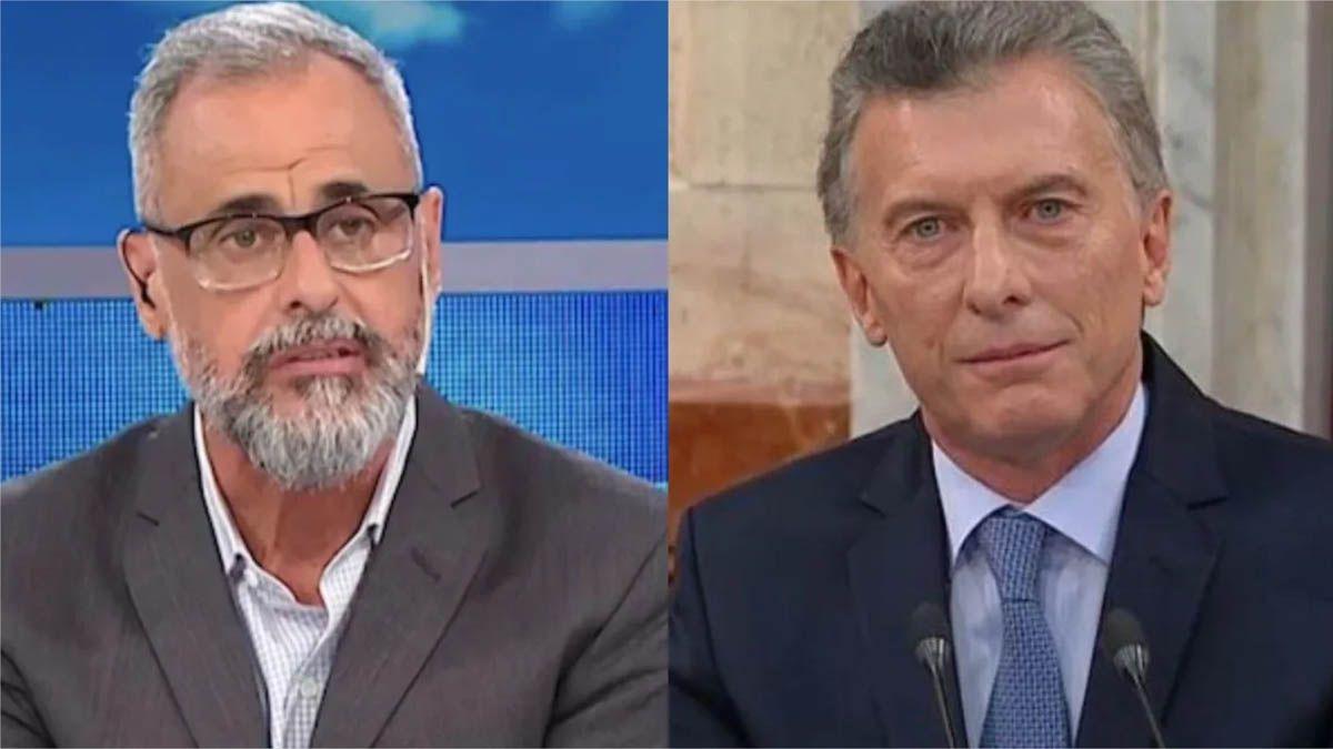 Jorge Rial: Macri no fue a Paraguay por FIFA