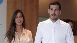 Sara Carbonero e Iker Casillas ya sienten la presión de los medios