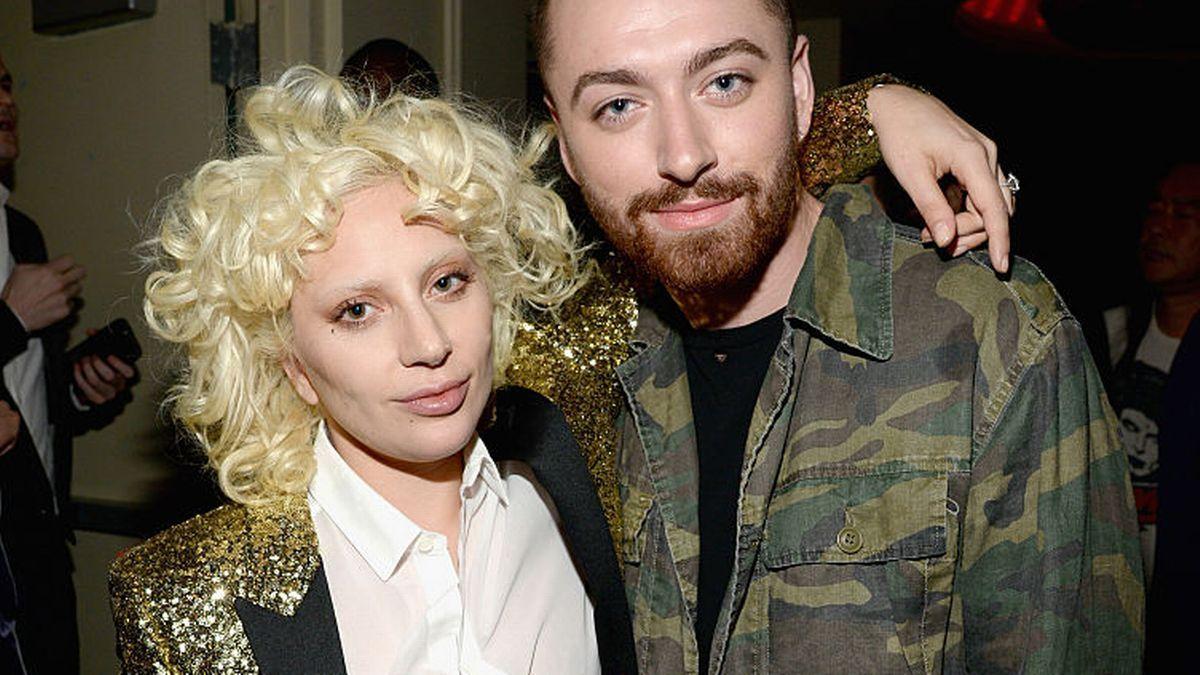 ¡Inspiración! Lady Gaga es el ejemplo perfecto para Sam Smith