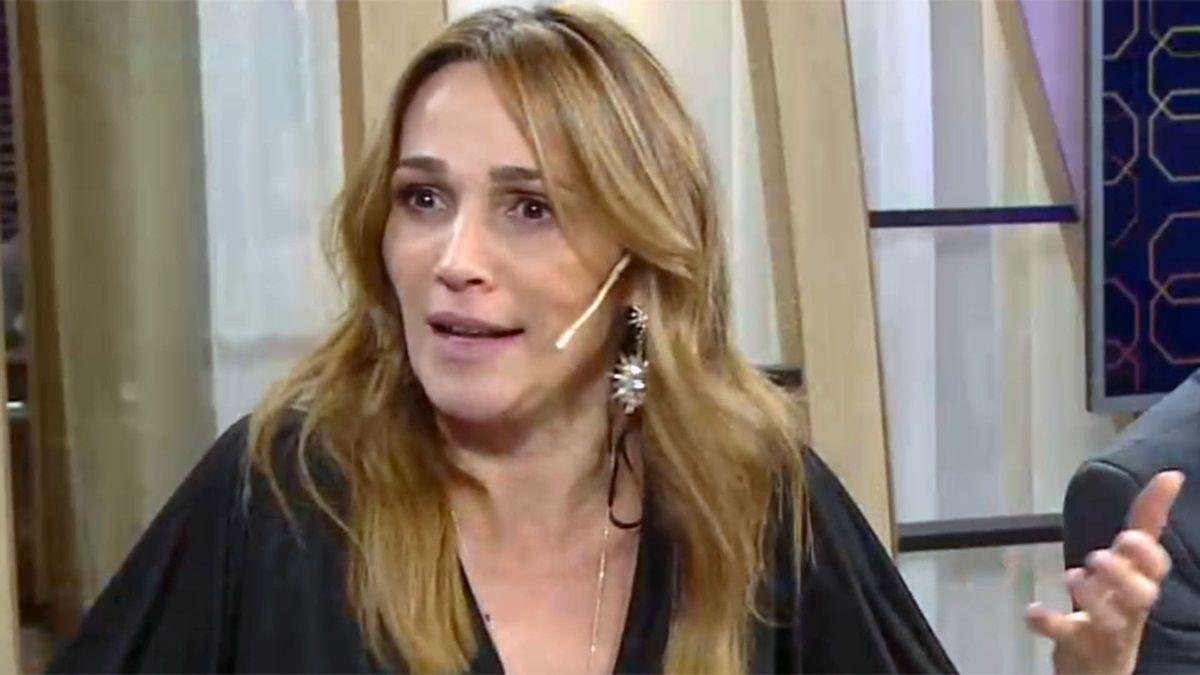 Ángel de Brito le lanzó un palito a Verónica Lozano en vivo
