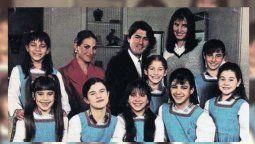 Chiquititas, a 25 años de su estreno.