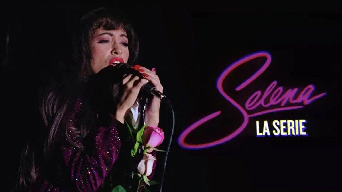 Netflix reveló primer avance de Selena