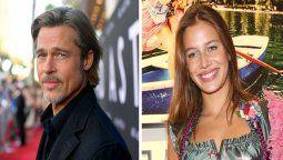 ¿Divorcio con Angelina? Brad Pitt está de viaje con su nueva novia