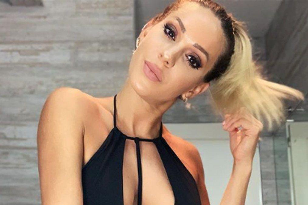 Noelia Marzol mostró un sensual video en Instagram