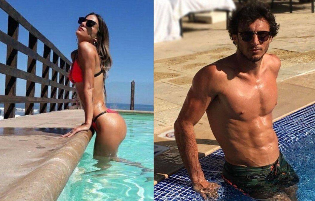 En medio de los rumores de una relación con Pico Mónaco, Ornella posteó foto y frase sugestiva