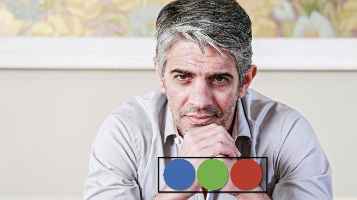 Luego de ser acusado de dividir la pantalla, Pablo Echarri vuelve a Telefe para protagonizar una miniserie