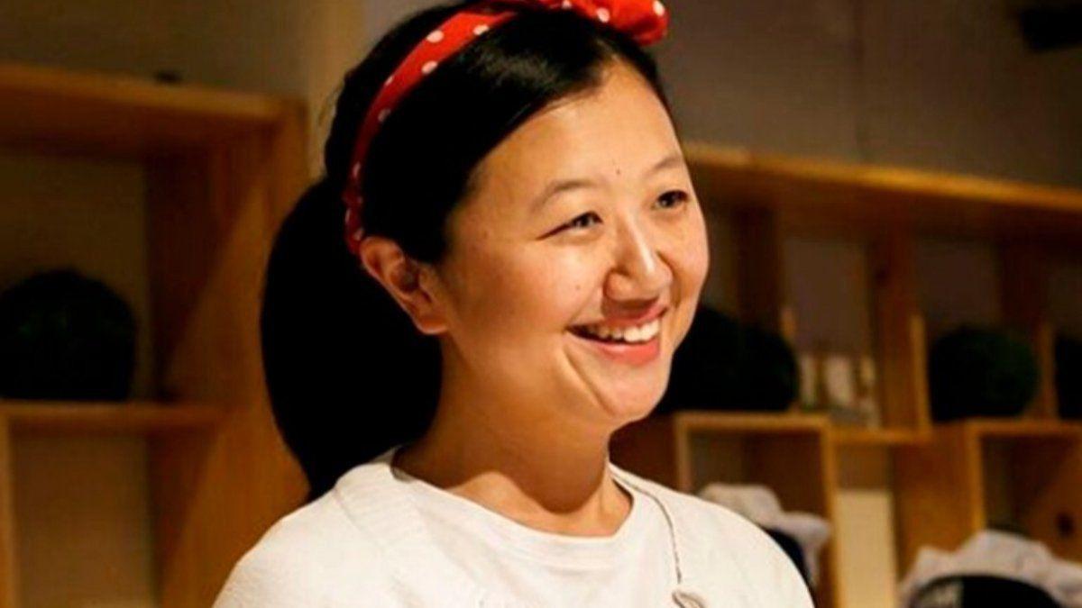 La cocinera Karina Gao estuvo en coma tras complicarse su cuadro de Covid 19