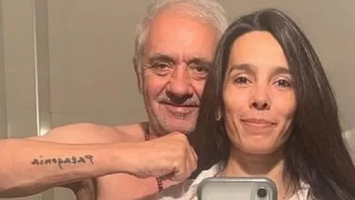 La joven novia de Oscar Cholo Gómez Castañón