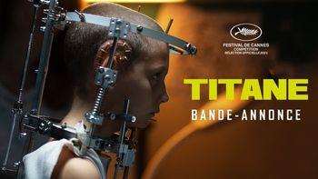 Titane fue la ganadora de la 74 edición del Festival de Cannes