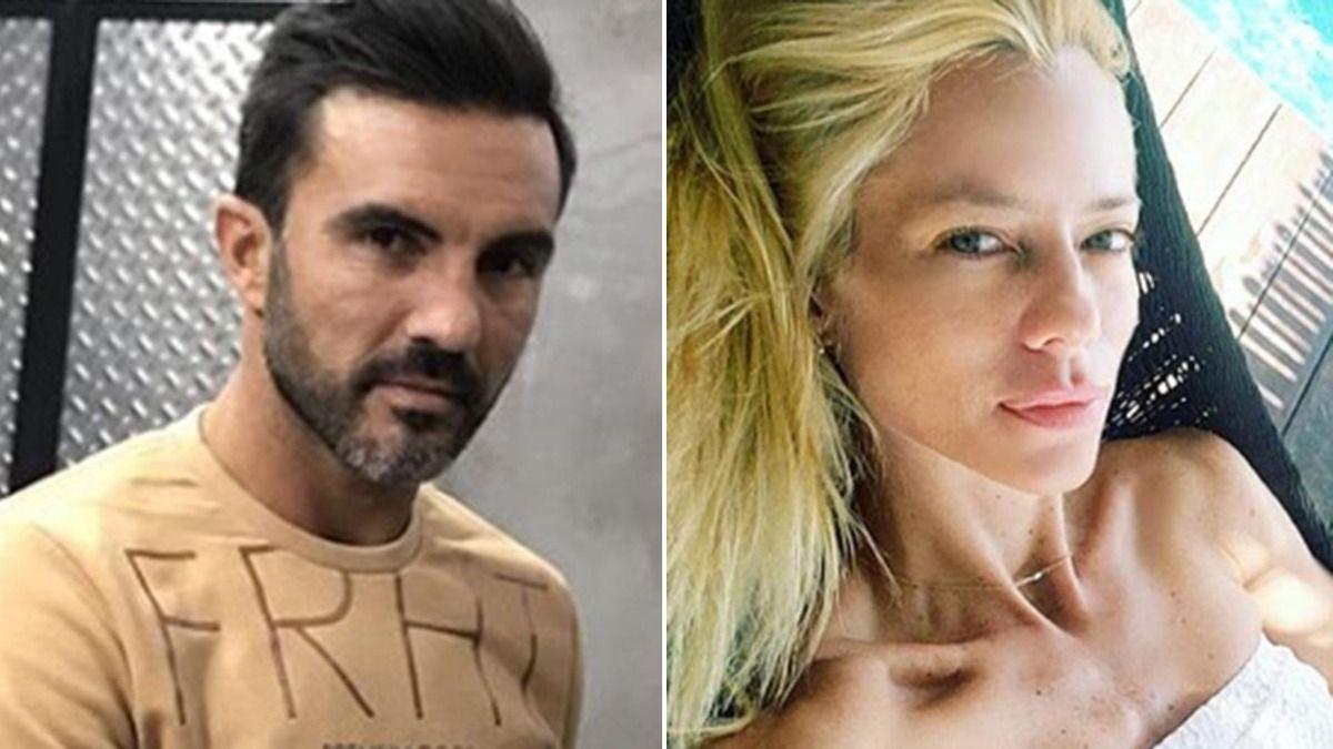 El ex futbolista Fabián Cubero podría demandar a la modelo Nicole Neumann