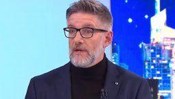 El periodista de América, Luis Novaresio hizo una fuerte crítica a la vicepresidenta Cristina Kirchner por las acusaciones a los ministros de Alberto Fernández.