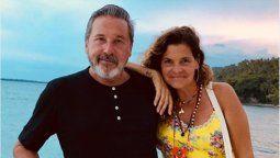 Ricardo Montaner junto a su esposa Marlene Rodríguez Miranda, con quien se casó hace más de tres décadas.