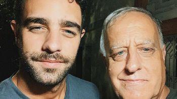 Diego Poggi habló de la relación con su padre