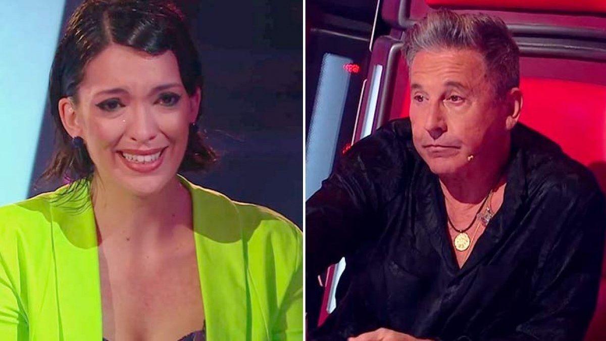 Ricardo Montaner salvó a Bianca Cherutti y lo criticaron