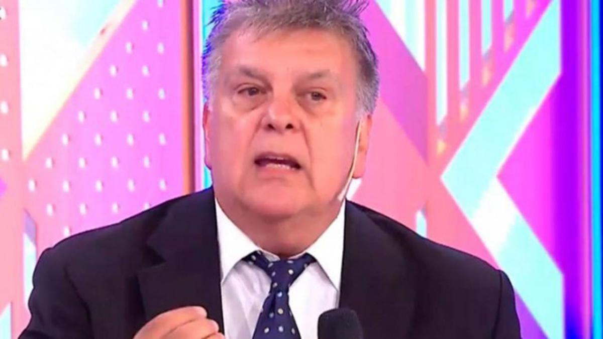 ¿Luis Ventura enojado con las decisiones en América TV?