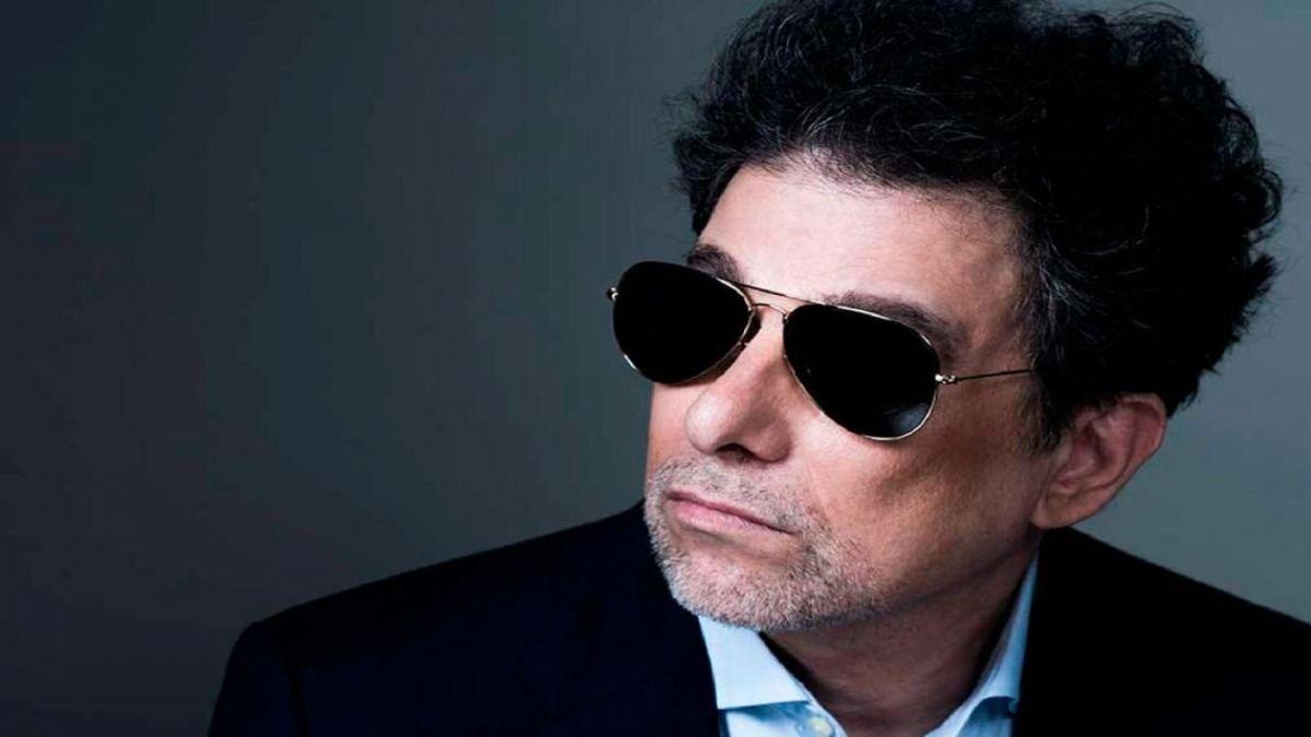 Andrés Calamaro le dedicó el tema Bohémio al fallecido Diego Maradona