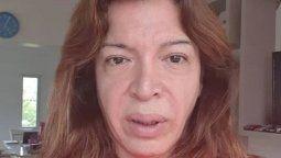 Lizy Tagliani explotó en contra de un usuario que cuestionó el homenaje a la Floppy