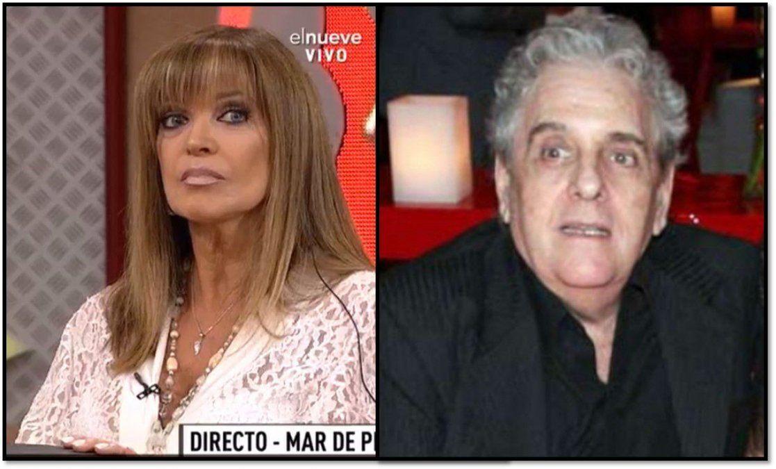 Adriana Salgueiro confesó que padece el mismo mal que Antonio Gasalla
